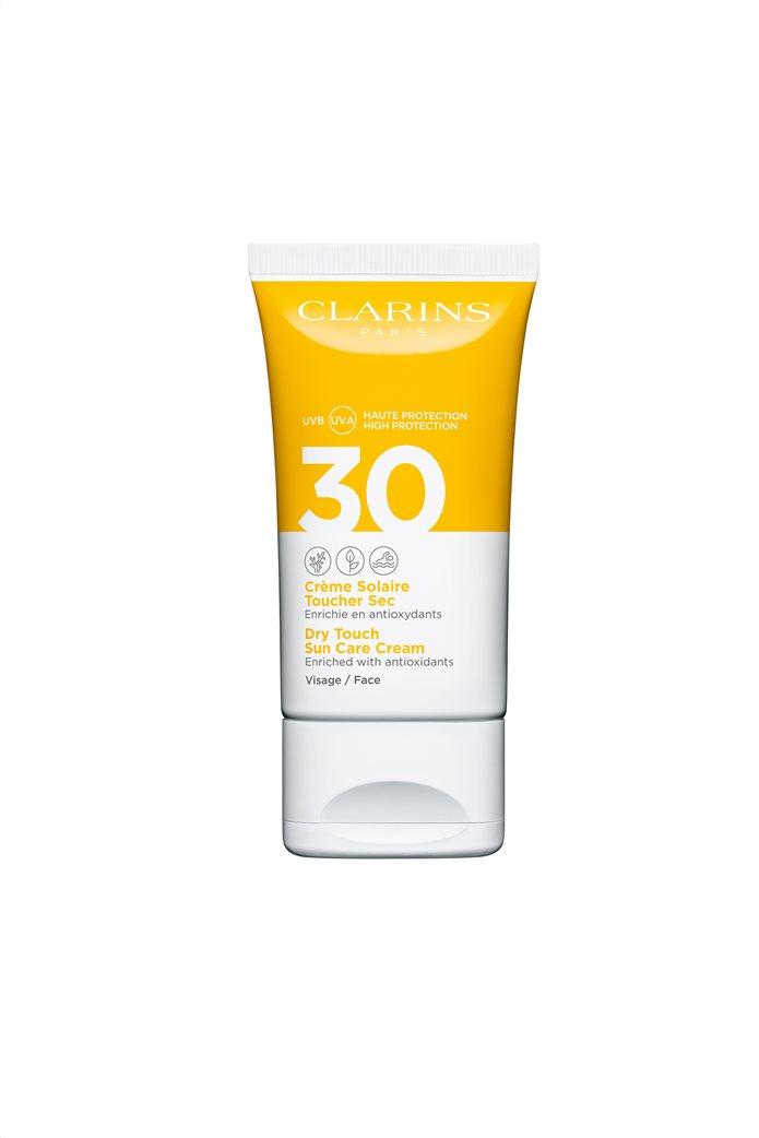 Clarins Dry Touch Sun Care Cream Face UVA/UVB 30 50 ml 0