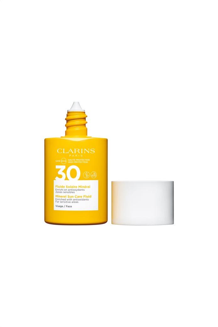 Clarins Mineral Suncare Fluid Face UVA/UVB 30 30 ml 1