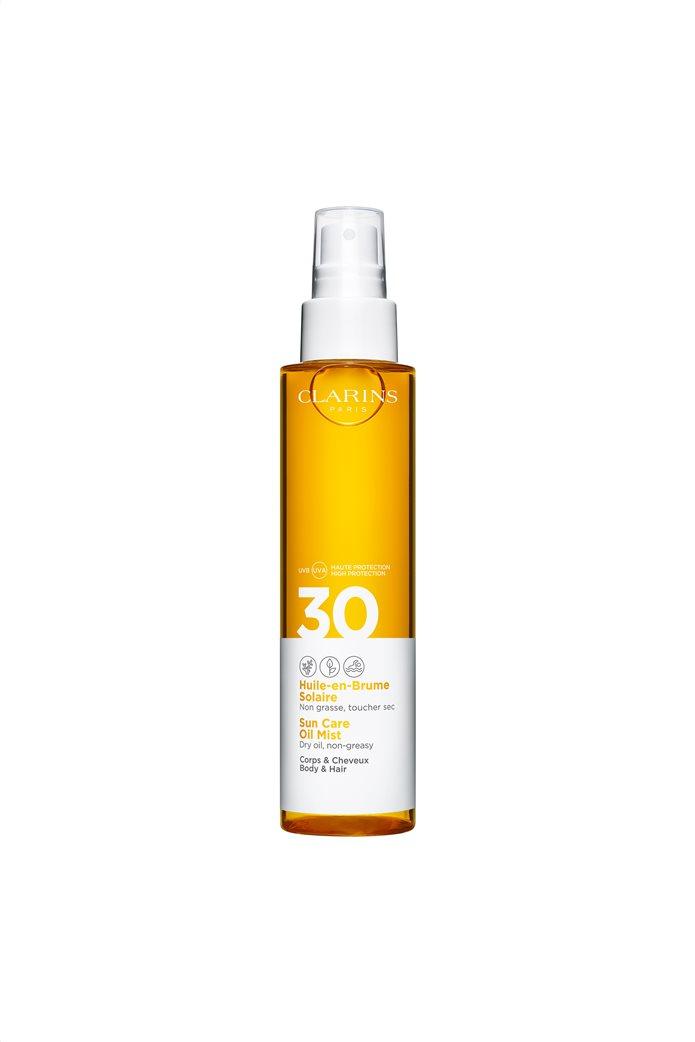 Clarins Sun Care Oil Mist Body & Hair UVA/UVB 30 150 ml  0