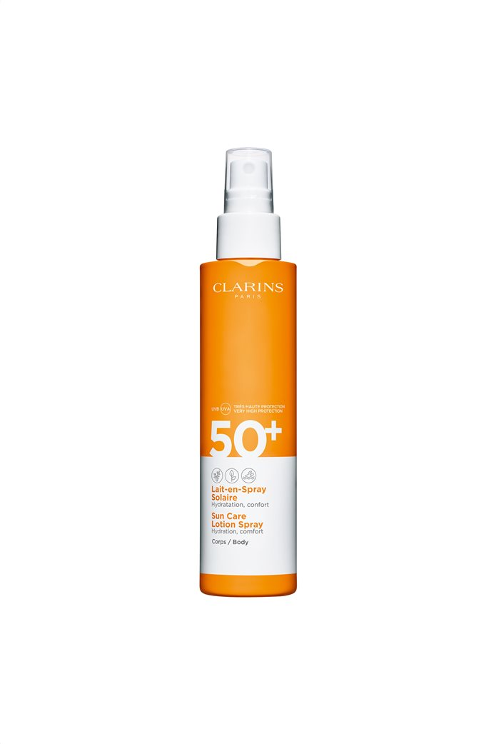 Clarins Sun Care Lotion Spray Body UVA/UVB 50 150 ml 0