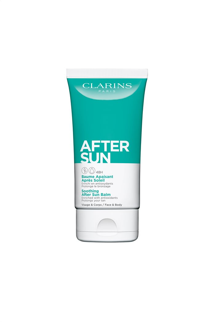 Clarins Soothing After Sun Balm For Face & Body 150 ml 0