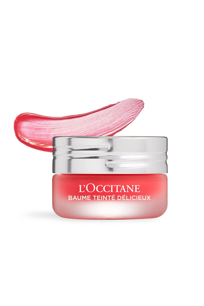 L'Occitane En Provence Delicious Tinted Balm 2 Miss  Grenadine 8 gr 3