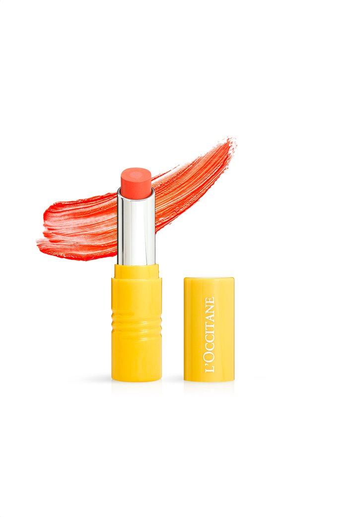 L'Occitane En Provence Fruity Lipstick 040 Gor-juice Pomelo 2.8 gr 2