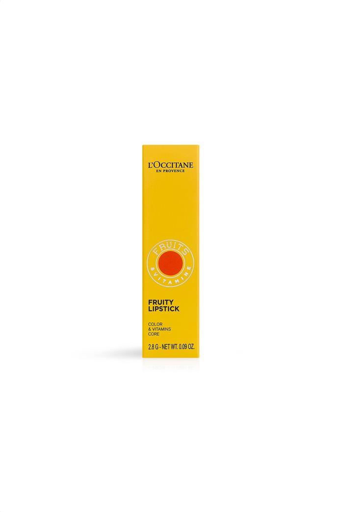 L'Occitane En Provence Fruity Lipstick 040 Gor-juice Pomelo 2.8 gr 3