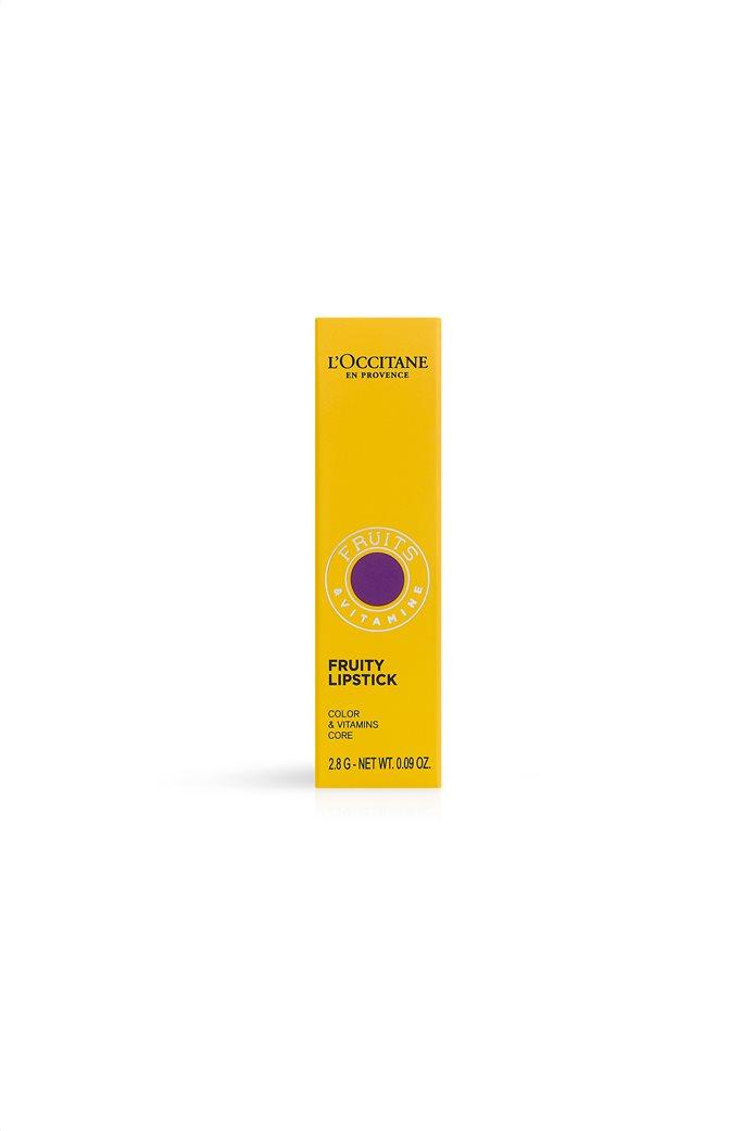 L'Occitane En Provence Fruity Lipstick 080 Provence Calling 2.8 gr  3