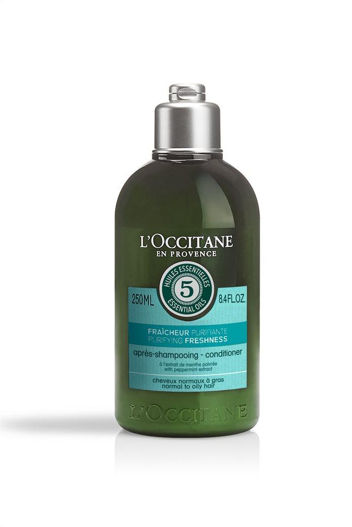 L'Occitane En Provence Aromachologie Purifying Freshness Conditioner 250 ml  0