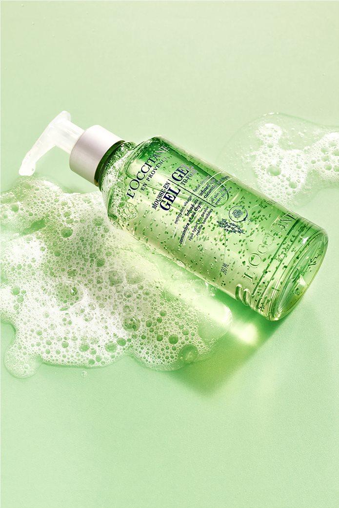 L'Occitane Gel To-Foam Facial Cleanser 200 ml  1