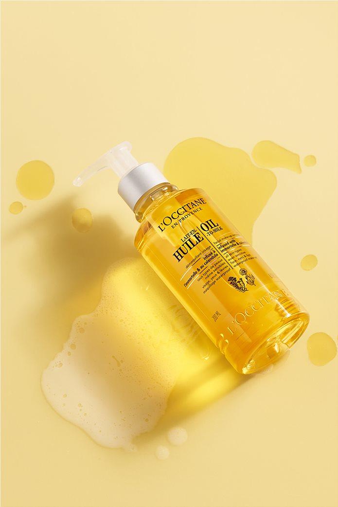 L'Occitane Oil-To-Milk Facial Make-up Remover 200 ml  1