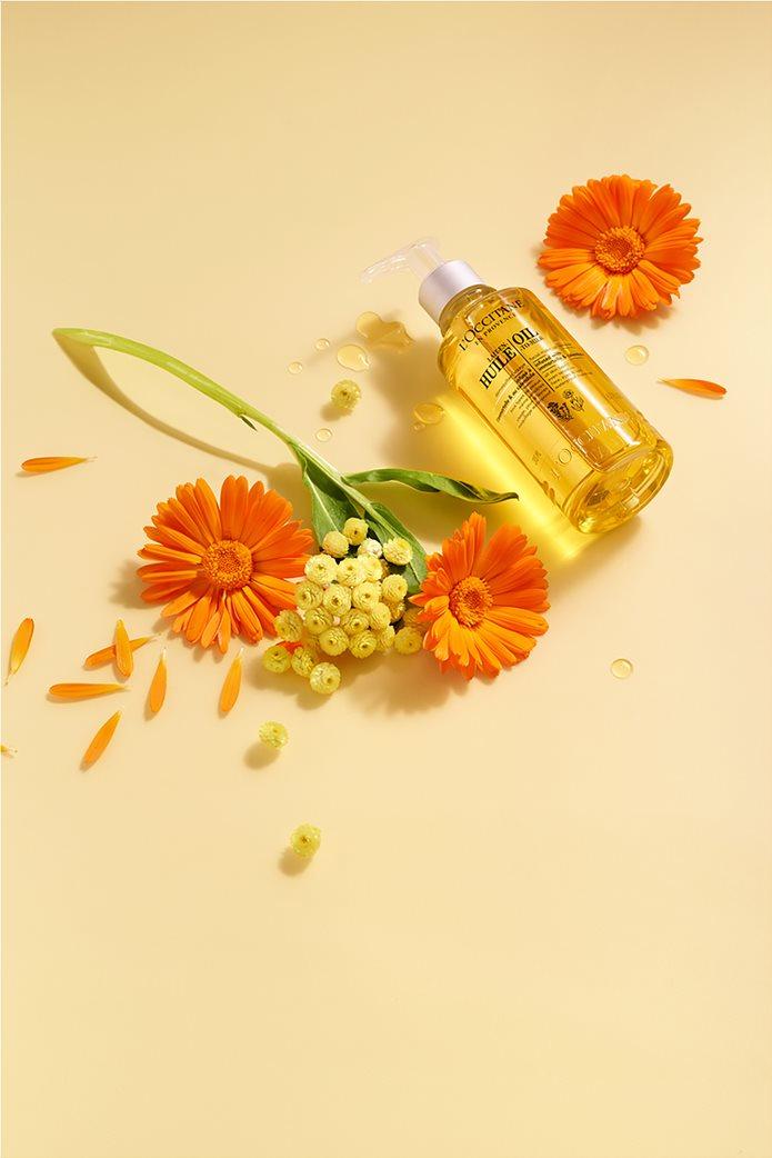 L'Occitane Oil-To-Milk Facial Make-up Remover 200 ml  2