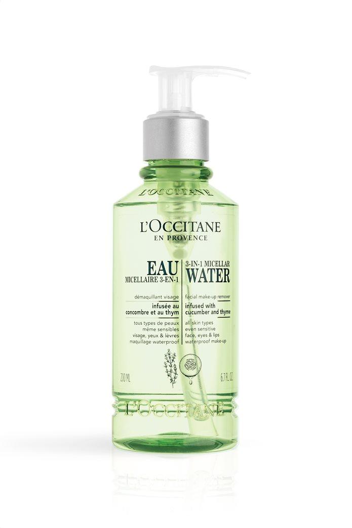 L'Occitane 3-in-1 Micellar Water 200 ml  0