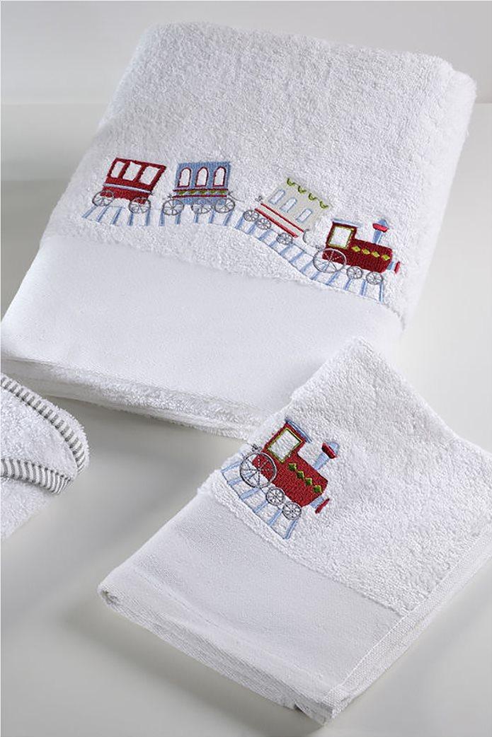DOWN TOWN Home Σετ πετσέτες μπάνιου 118 (2 τεμάχια)   0