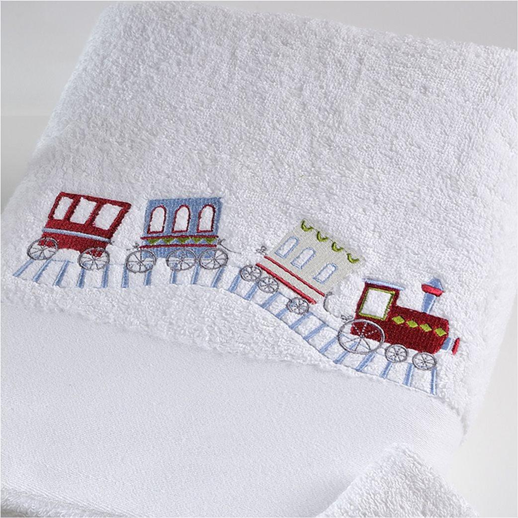 DOWN TOWN Home Σετ πετσέτες μπάνιου 118 (2 τεμάχια)   2