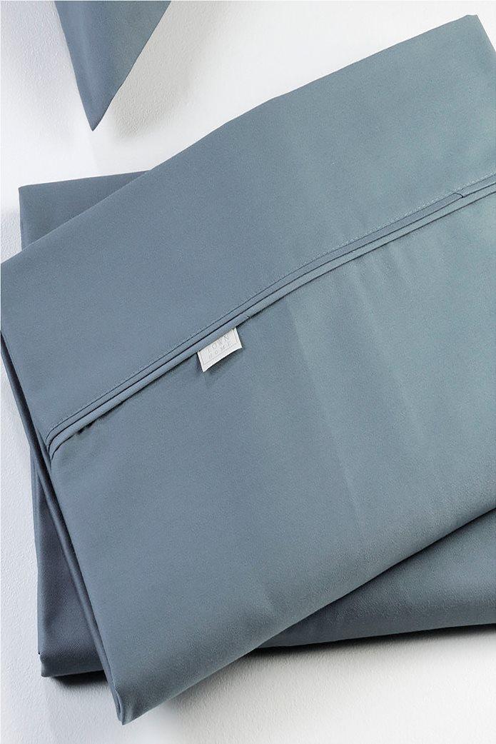 DOWN TOWN Home Σετ μαξιλαροθήκες για μαξιλάρια ύπνου S41 (2 τεμάχια)   Γκρι 0