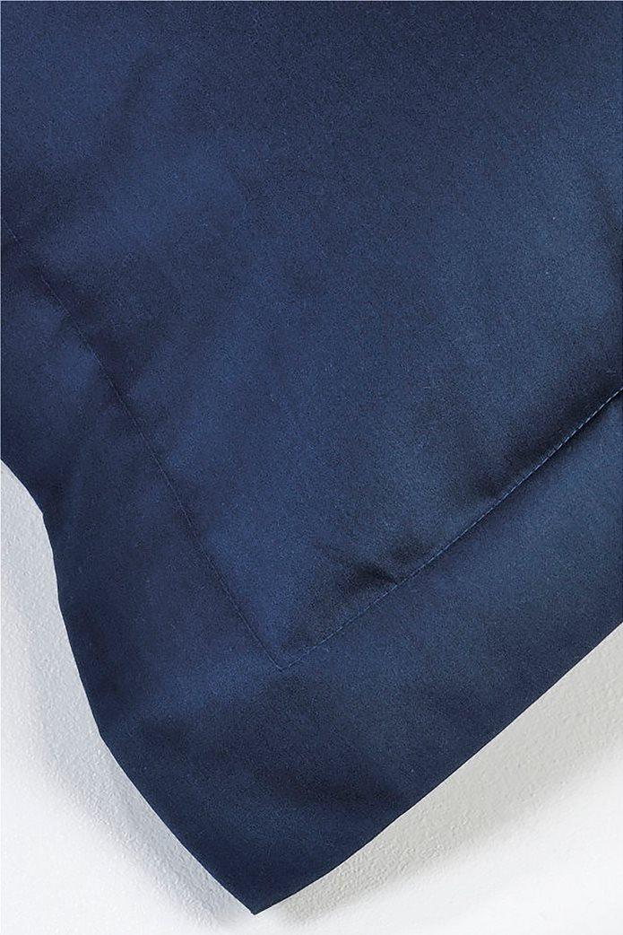 DOWN TOWN Home Σετ μαξιλαροθήκες για μαξιλάρια ύπνου Oxford S24 (2 τεμάχια)   Μπλε Σκούρο 0