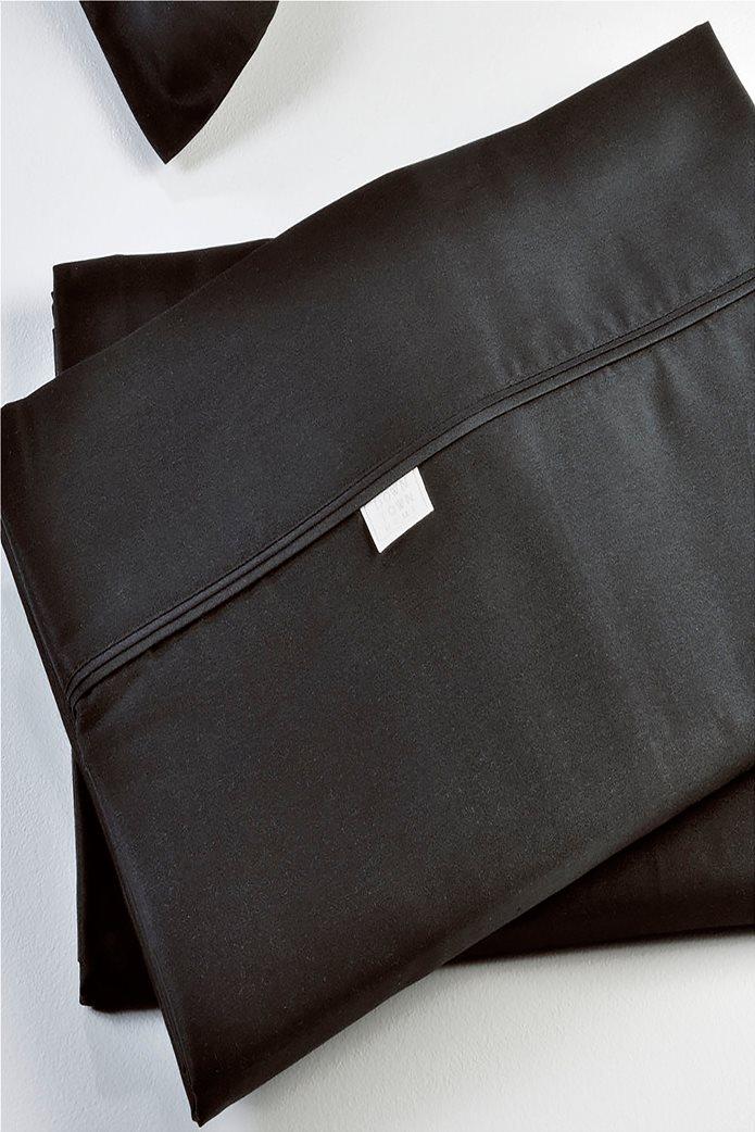 DOWN TOWN Home Σετ μαξιλαροθήκες για μαξιλάρια ύπνου S25 (2 τεμάχια)   Μαύρο 0