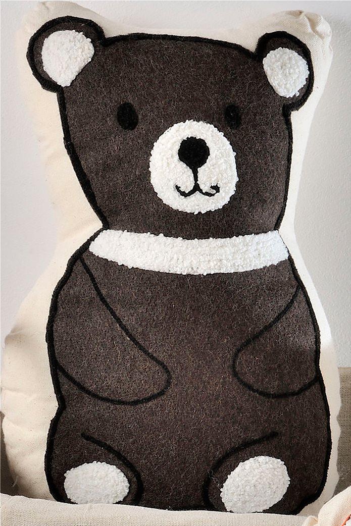 DOWN TOWN Home Διακοσμητικό μαξιλαράκι Bear 0