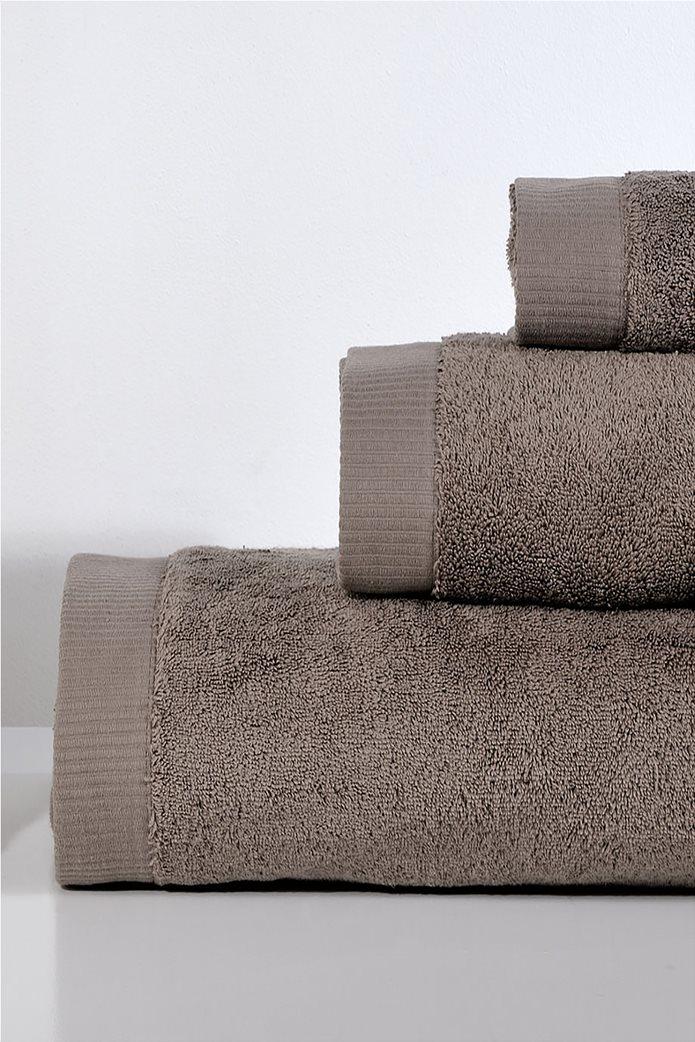 DOWN TOWN Home Πετσέτα προσώπου Lotus Linen (50x90)   0