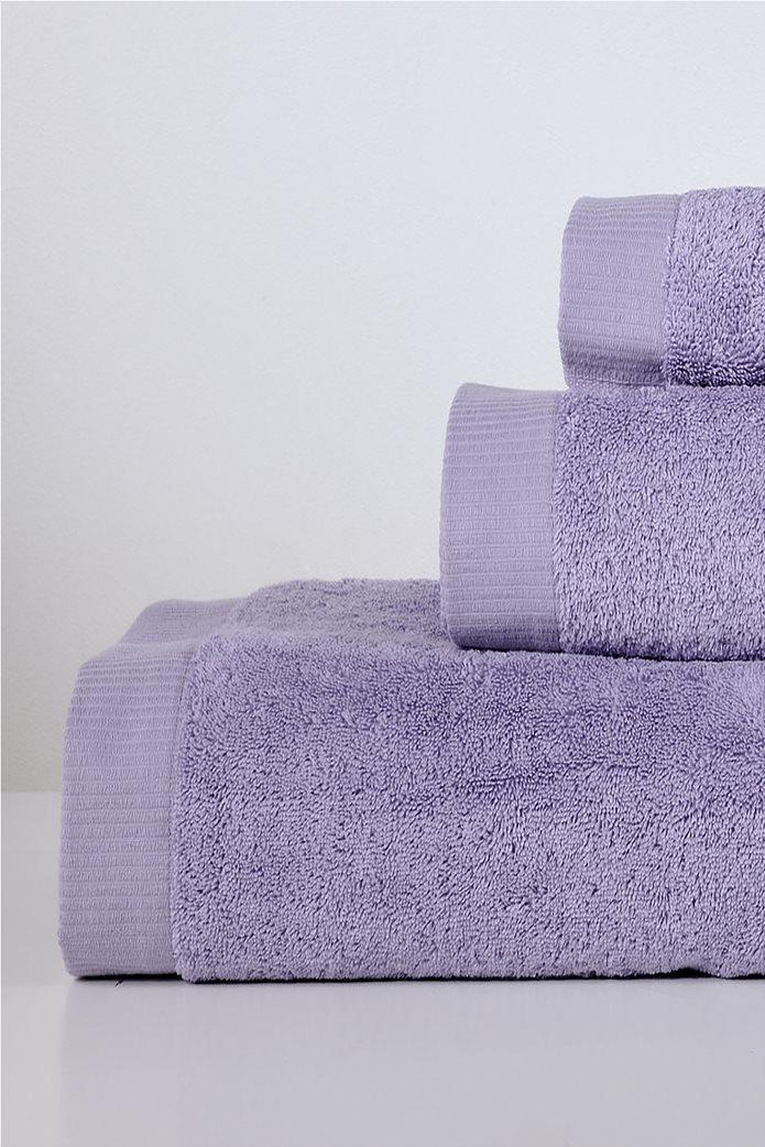 DOWN TOWN Home Πετσέτα προσώπου Lotus Lilac (50x90)   0