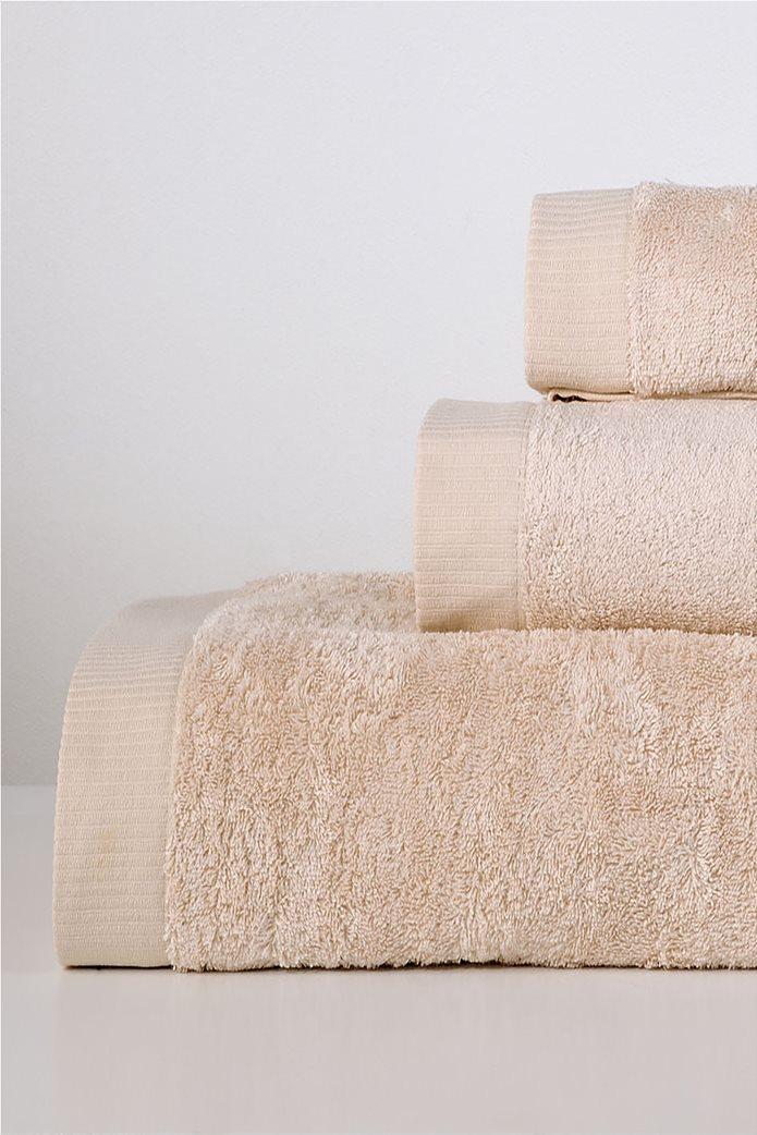 DOWN TOWN Home Πετσέτα μπάνιου Lotus Poudre (90x140)   0