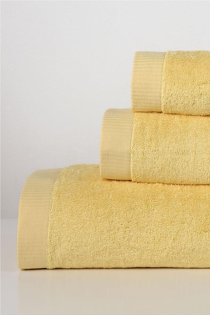 DOWN TOWN Home Πετσέτα μπάνιου Lotus Yellow (90x140)   0