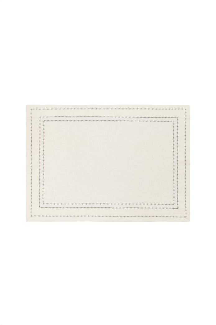 Σουπλά με ραφές σε άλλο χρώμα 50 x 35 cm Coincasa 0