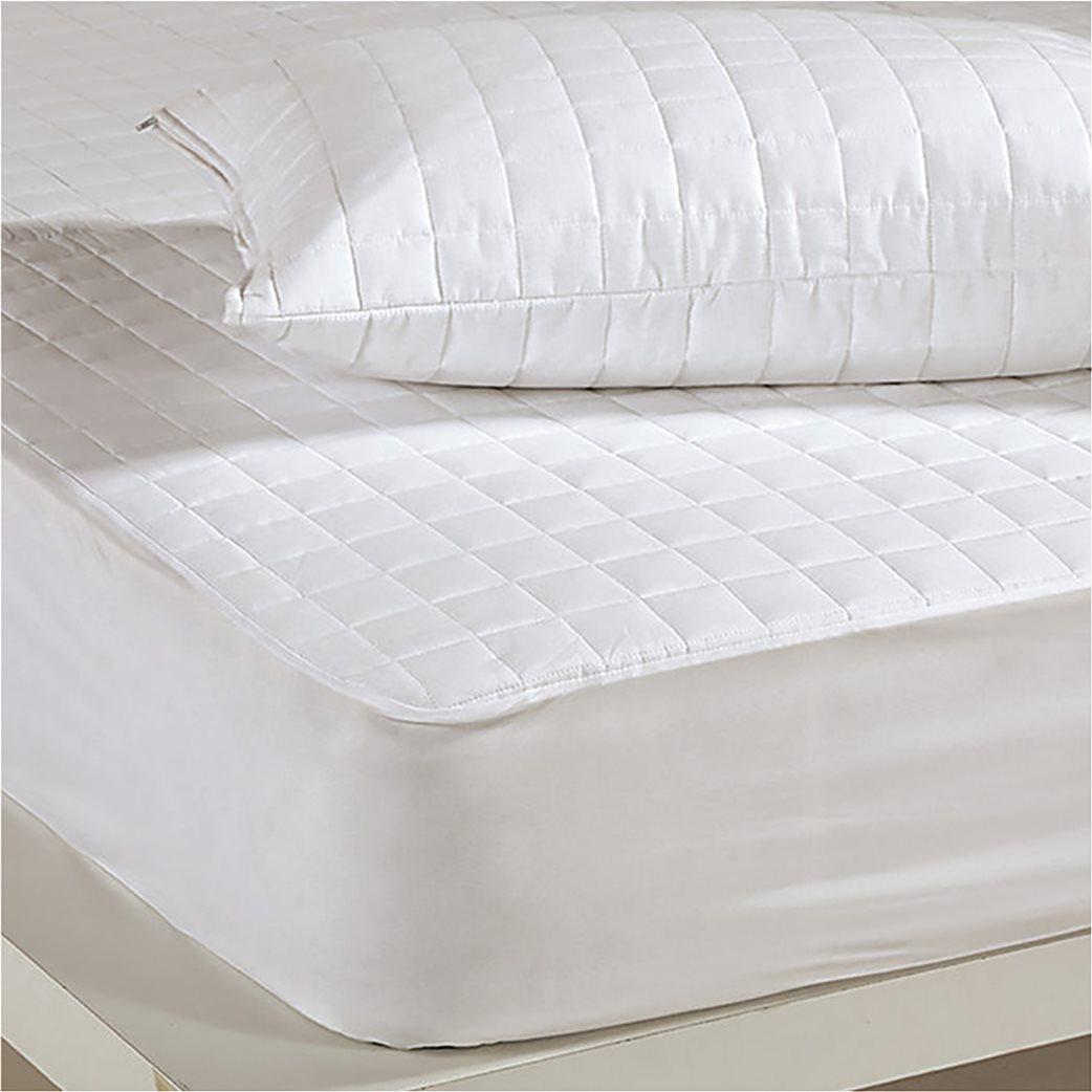 NEF-NEF Προστατευτική μαξιλαροθήκη καπιτονέ (50x70) 1