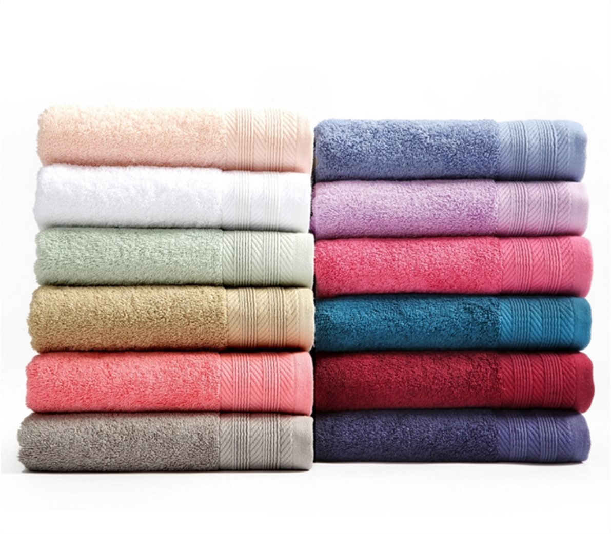 "NEF-NEF πετσέτα προσώπου ""Life"" 50 x 90 cm 1"