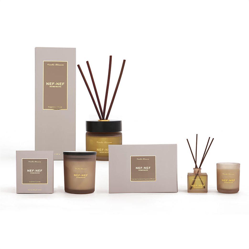NEF-NEF Αρωματικό set χώρου (κερί και στικς) Vanilla Blossom   1