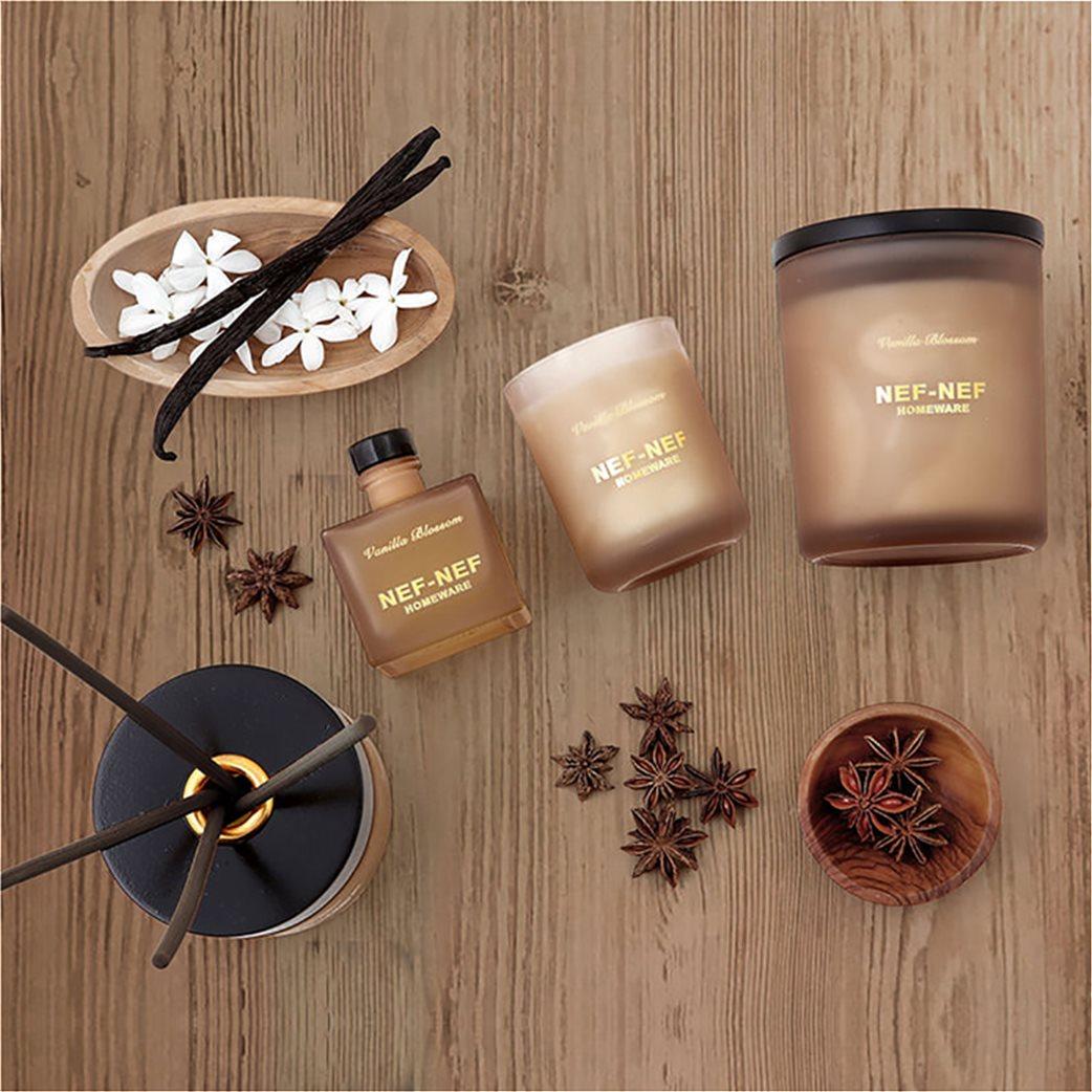 NEF-NEF Αρωματικό set χώρου (κερί και στικς) Vanilla Blossom   2