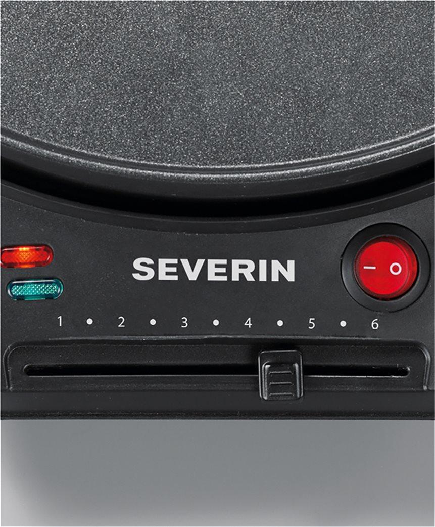 Κρεπιέρα  1000W 2198  Severin 3
