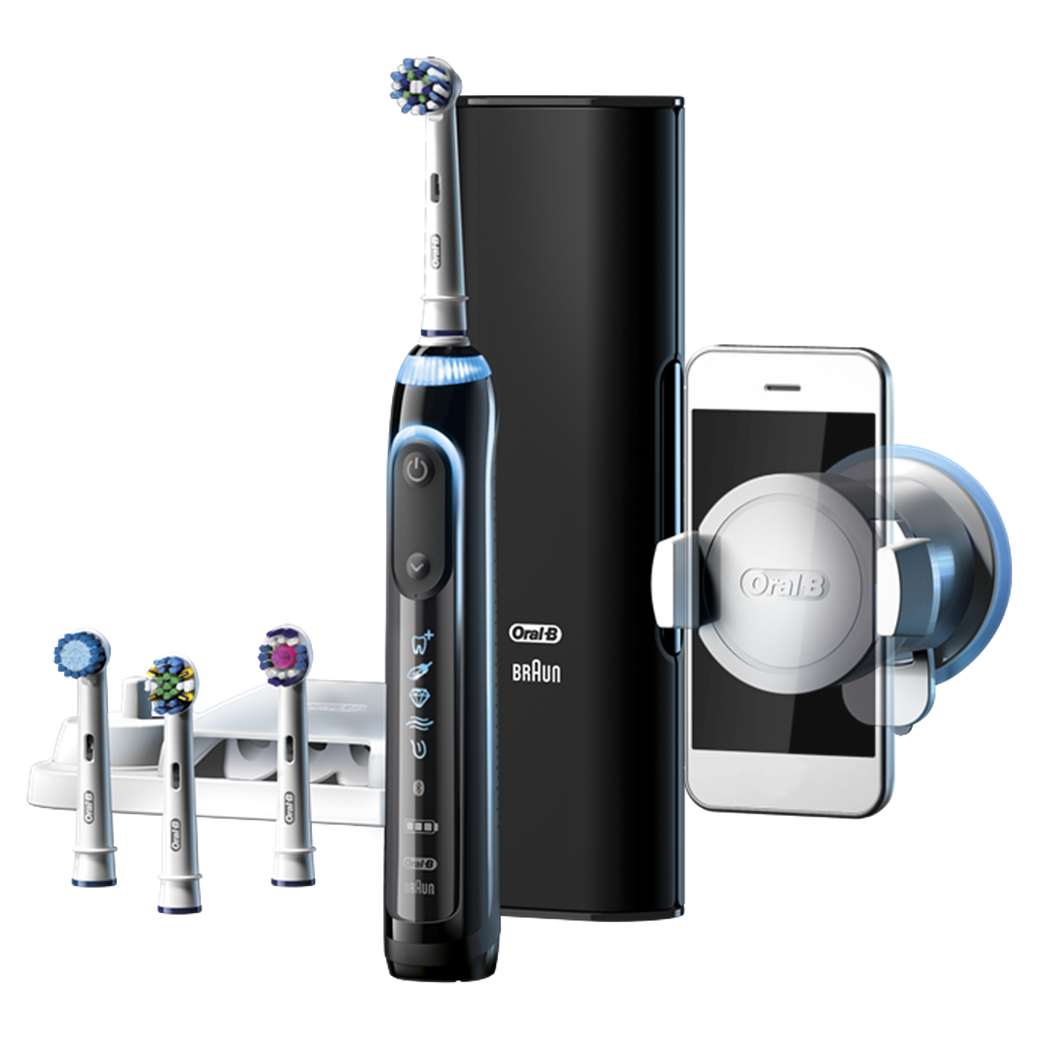 Ηλεκτρική Οδοντόβουρτσα Oral B Braun Genius 9000 Box 2
