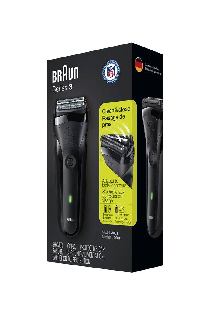Ξυριστική μηχανή 300S Series 3 Braun 0