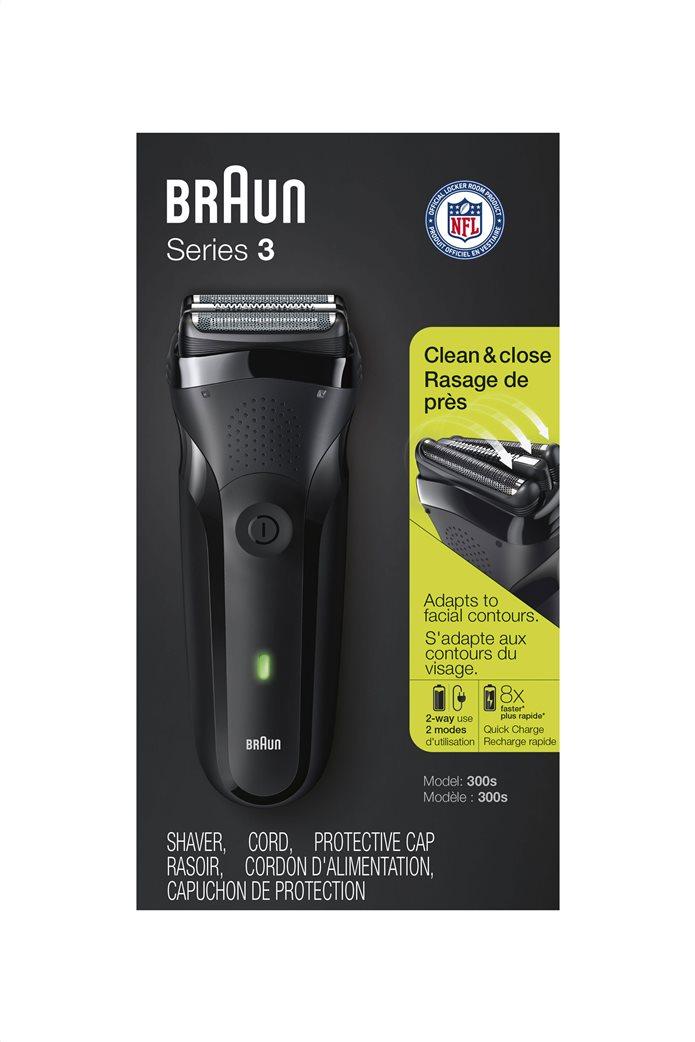 Ξυριστική μηχανή 300S Series 3 Braun 5