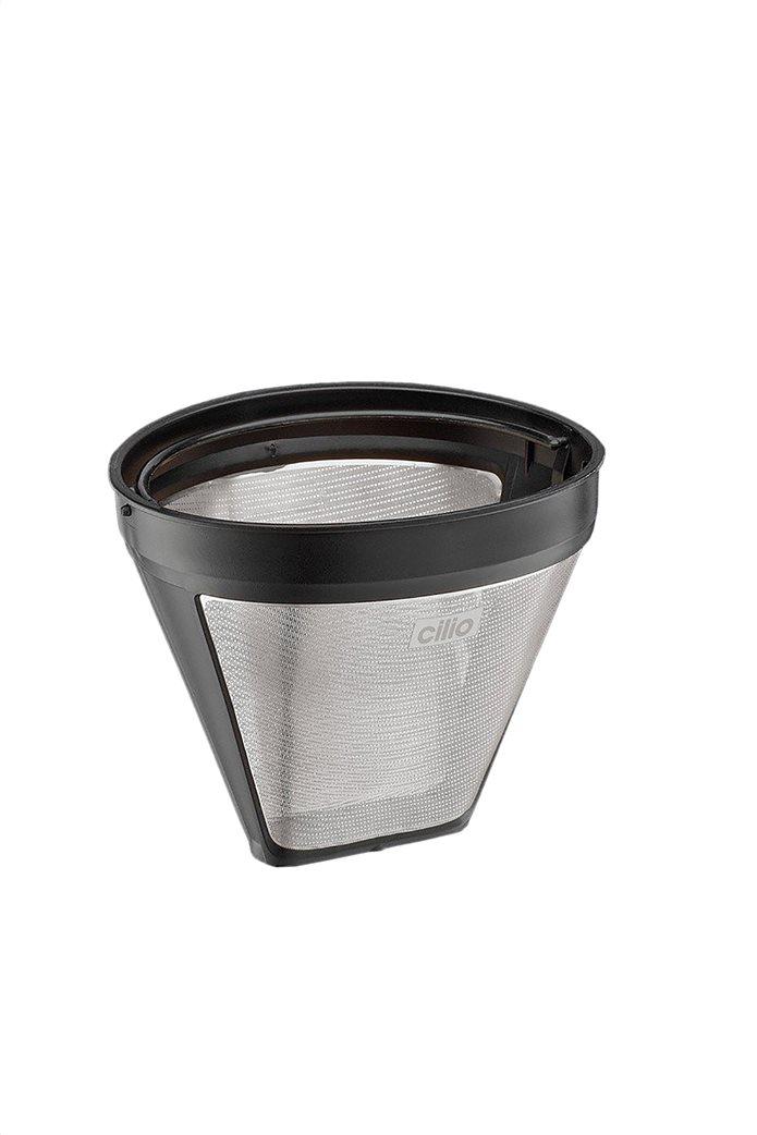 Cilio Φίλτρο καφέ ανοξείδωτο Νο 4  0