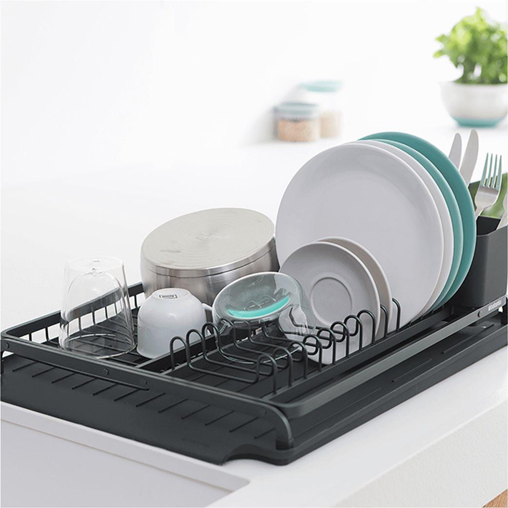 Brabantia Στεγνωτήρας πιάτων με δίσκο 39Χ50 2