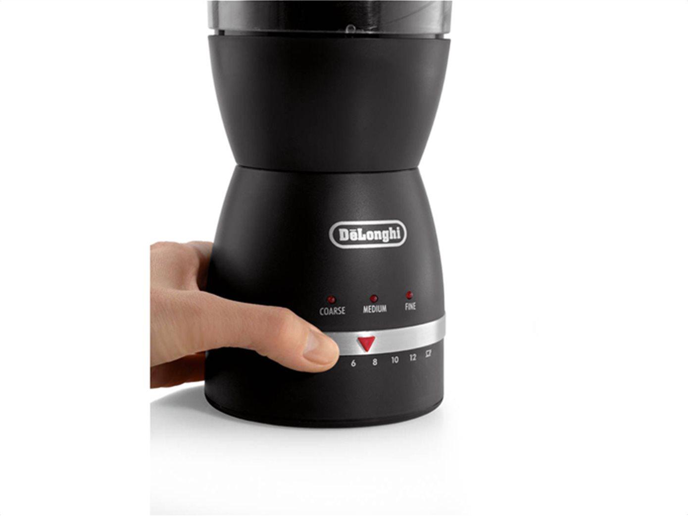 Μύλος άλεσης καφέ KG49 90GR De'Longhi 1