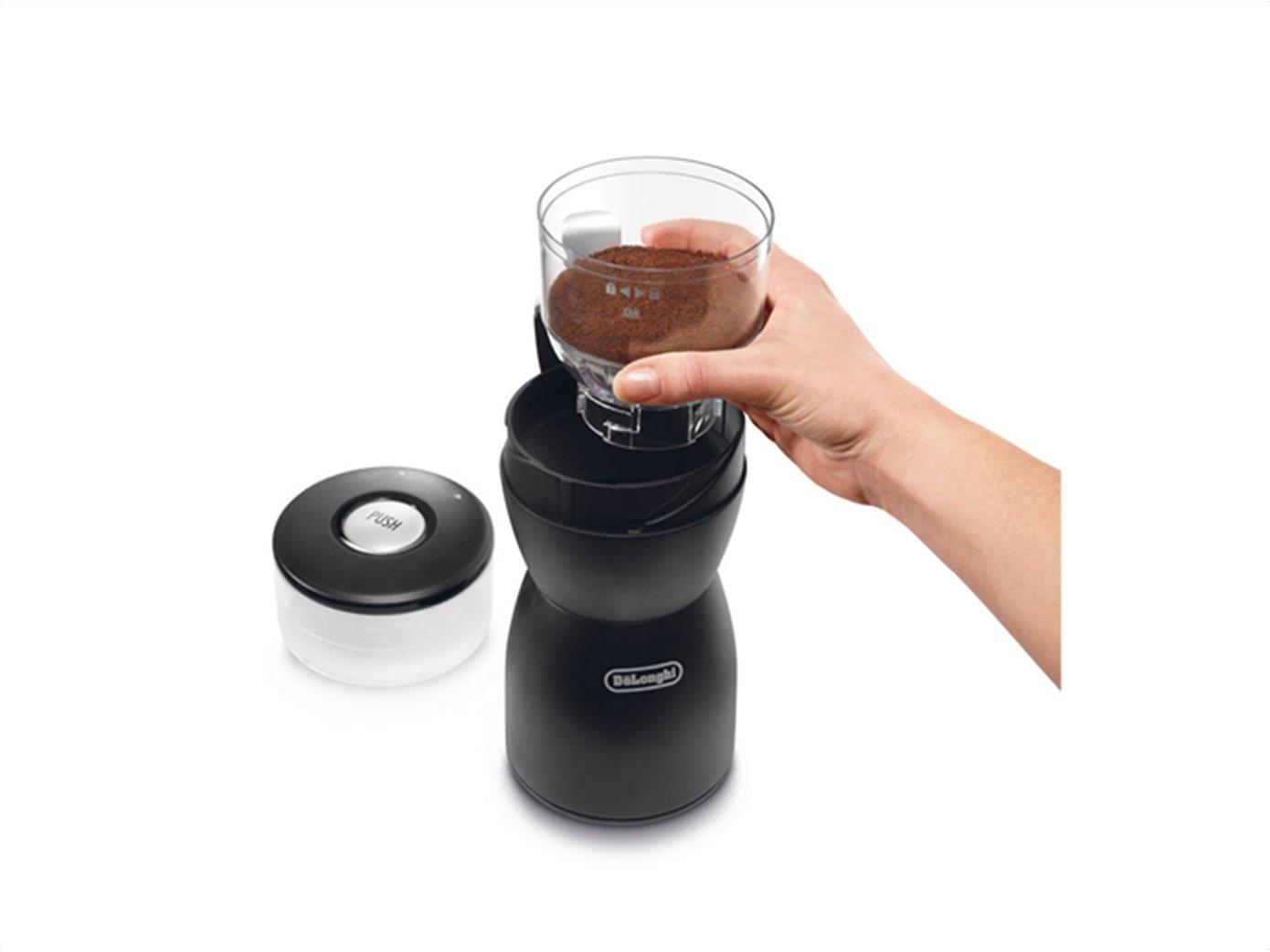 Μύλος άλεσης καφέ KG49 90GR De'Longhi 2