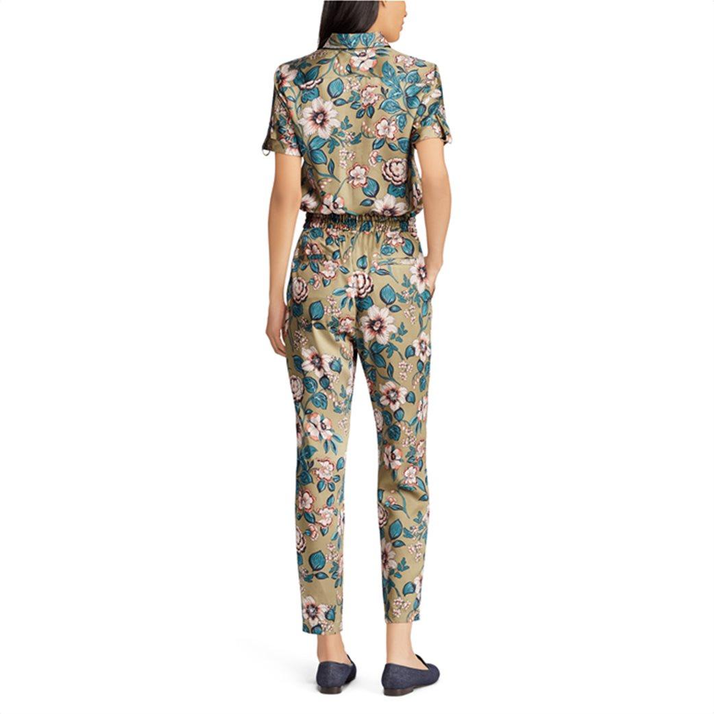 Lauren Ralph Lauren γυναικεία ολόσωμη φόρμα floral Twill Jumpsuit 3