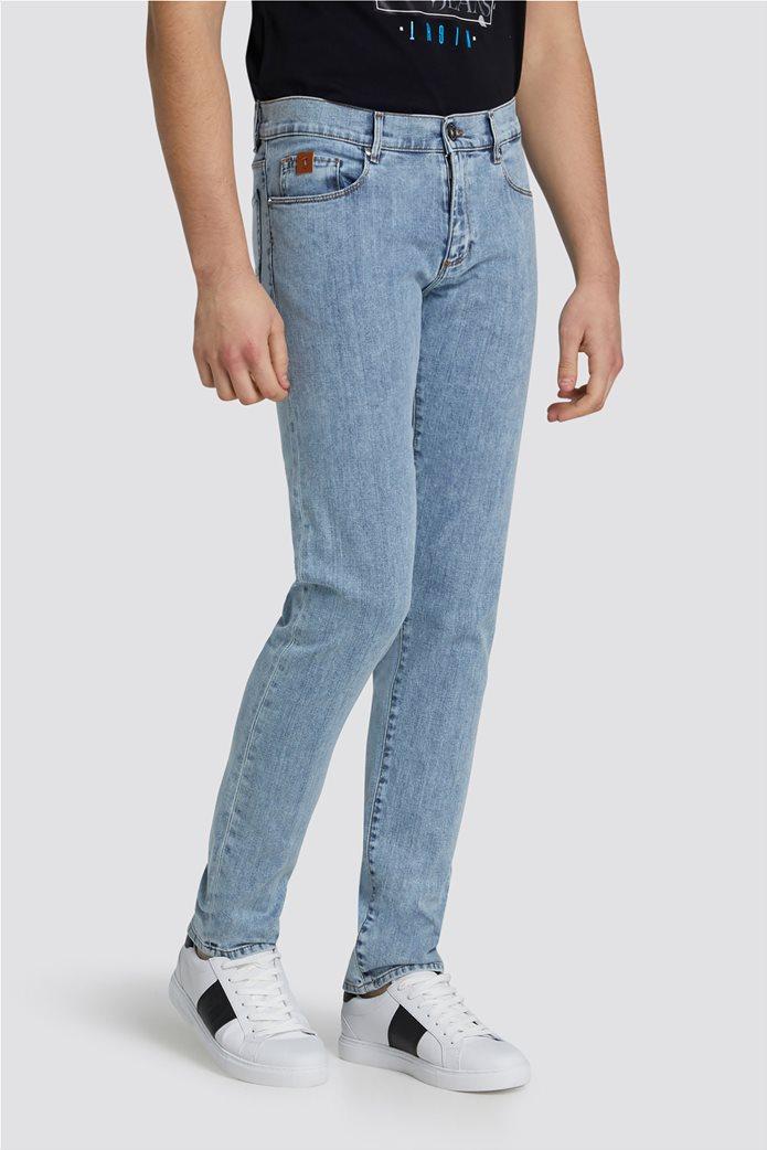 Trussardi Jeans ανδρικό παντελόνι Close Seasonal 370 0