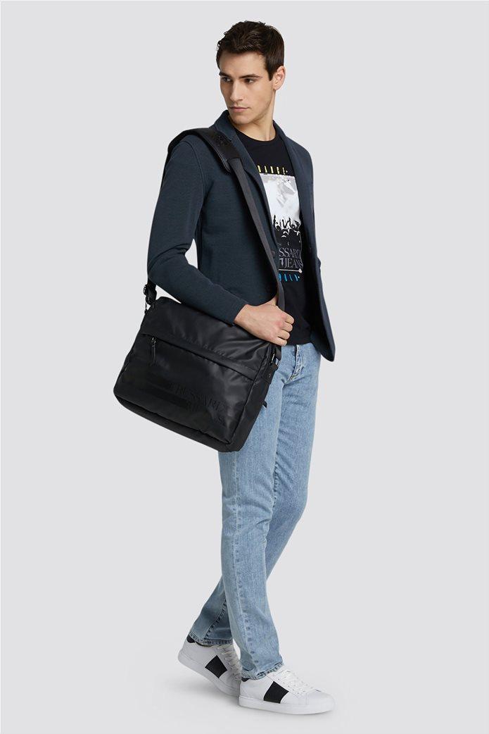 Trussardi Jeans ανδρικό παντελόνι Close Seasonal 370 2