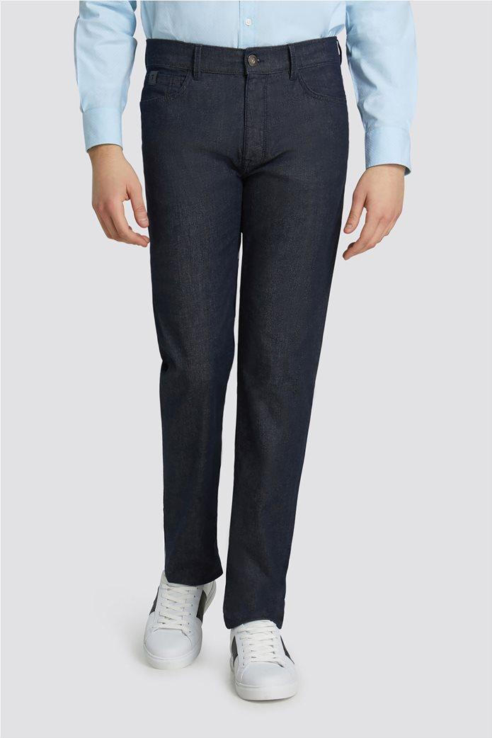 Trussardi Jeans ανδρικό τζην παντελόνι Icon Seasonal 380 0