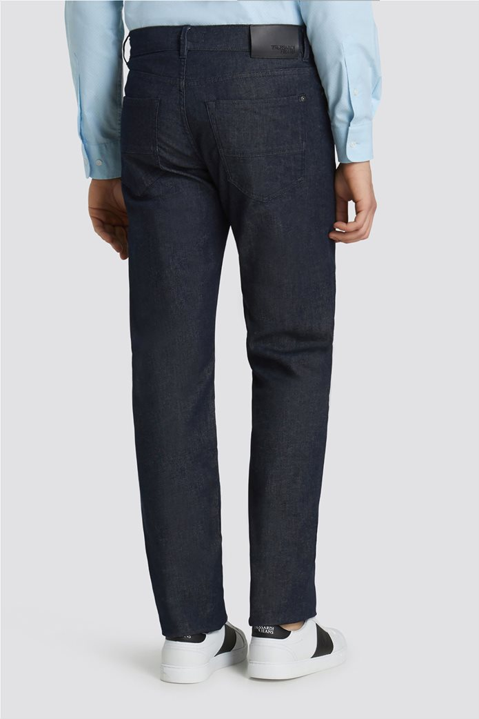 Trussardi Jeans ανδρικό τζην παντελόνι Icon Seasonal 380 1