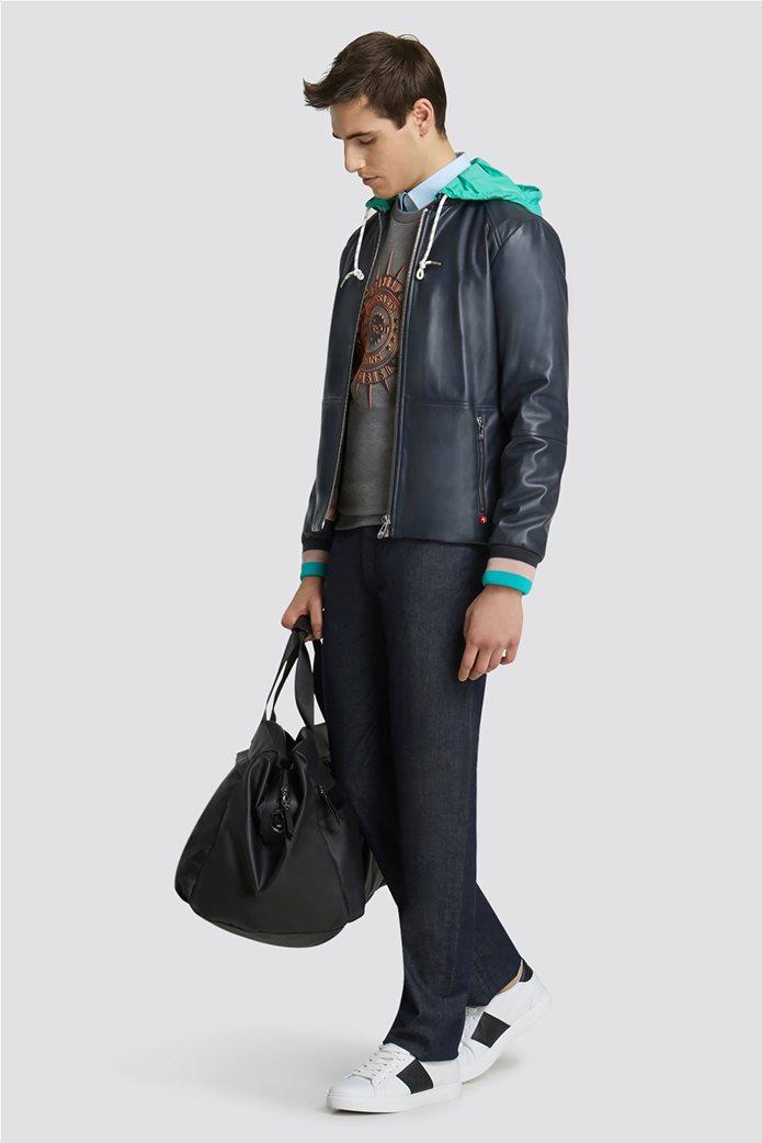 Trussardi Jeans ανδρικό τζην παντελόνι Icon Seasonal 380 2