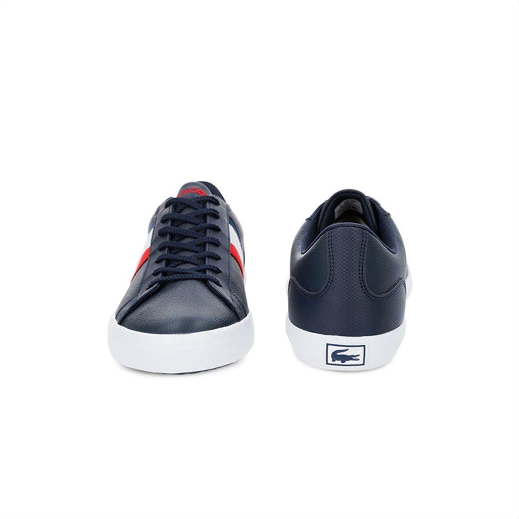 Lacoste ανδρικά sneakers με κορδόνια Lerond 4