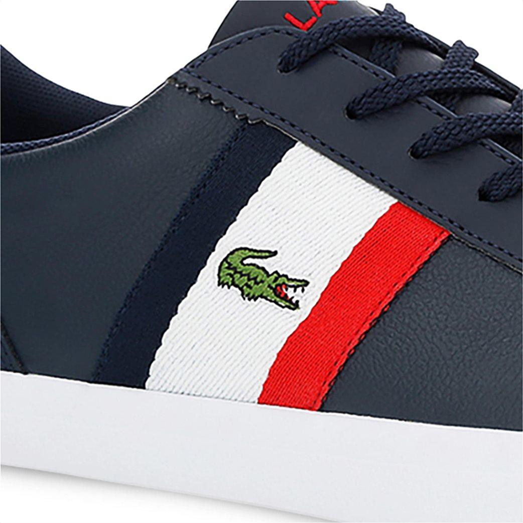 Lacoste ανδρικά sneakers με κορδόνια Lerond 5