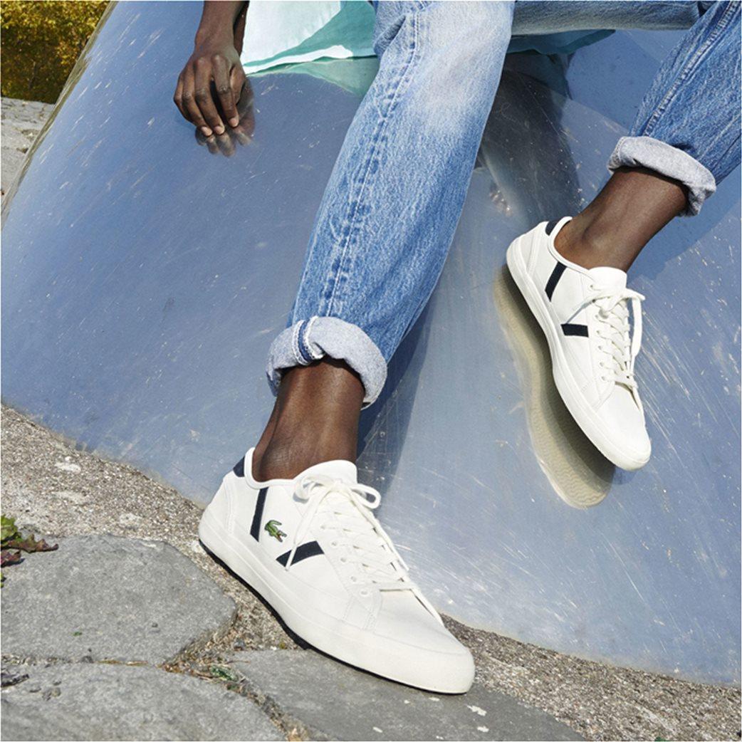 Lacoste ανδρικά sneakers με κορδόνια Sideline 6