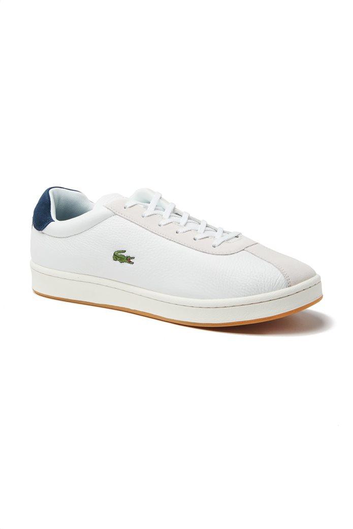 Lacoste ανδρικά sneakers με κορδόνια Masters 0