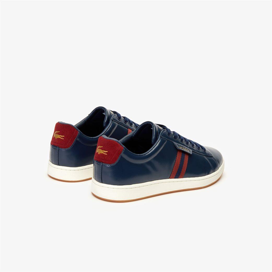 Lacoste ανδρικά sneakers με ριγέ φάσα Carnaby Evo Tricolour 2