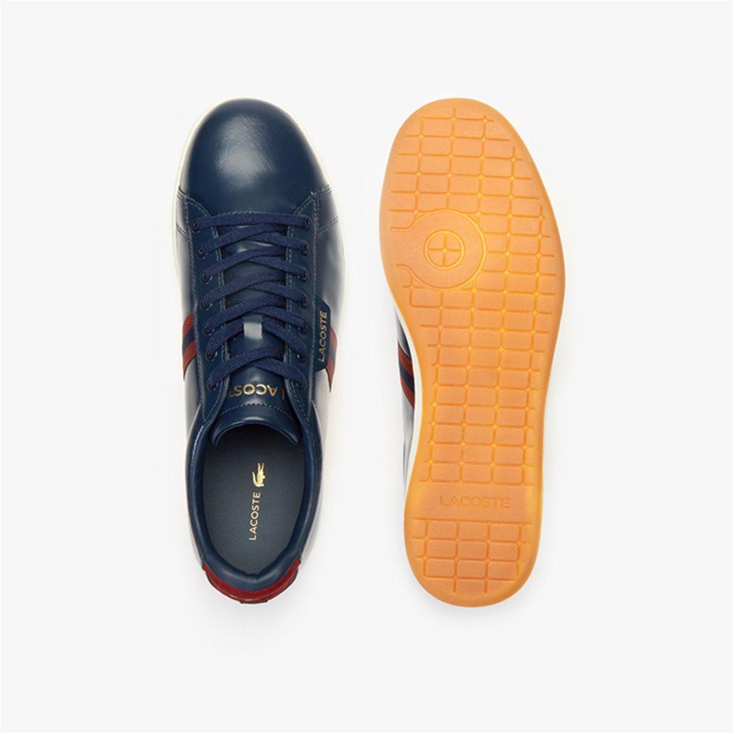 Lacoste ανδρικά sneakers με ριγέ φάσα Carnaby Evo Tricolour 3