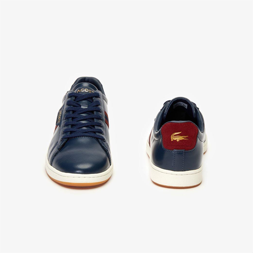 Lacoste ανδρικά sneakers με ριγέ φάσα Carnaby Evo Tricolour 4